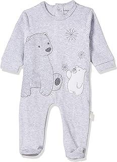 Babybol baby-boys Baby'S Romper, Long Sleeve Baby Boys' Tops