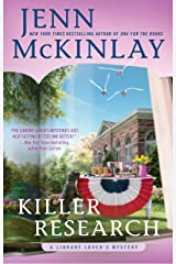 Killer Research (A Library Lover's Mystery Book 12) Kindle Edition