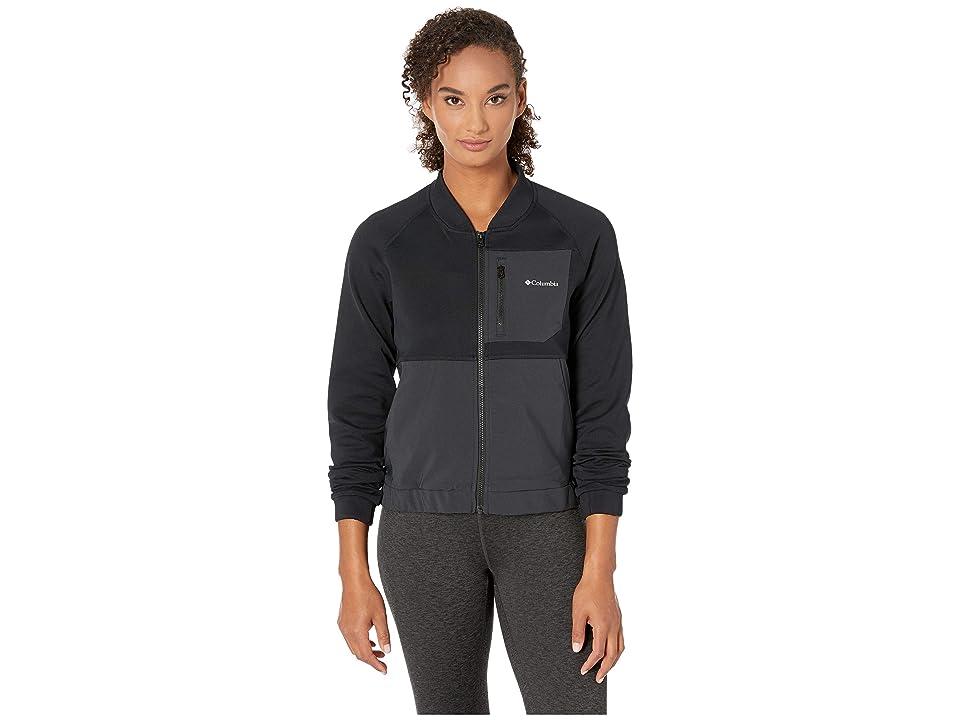 Columbia Bryce Canyontm Cropped Full Zip (Black) Women