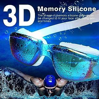 ALLPAIPAI Swim Goggles - Swimming Goggles,Pack of 2...