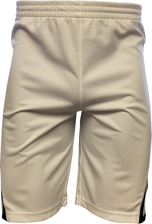 Nike Boys Shorts 100% Polyester Jordan 955702 White (13-15 XL)