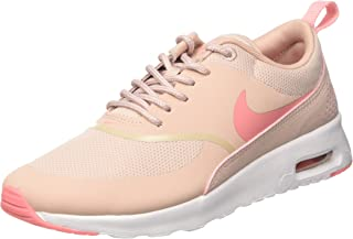 Nike Women's Air Max Thea Low-Top Sneakers, Pink (Pink Oxford/Bright Melon/White), 5.5 UK