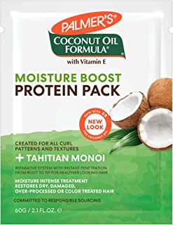 Palmer's Coconut oil formula deep conditioning protein pack, 2.1 ounce, 12 Count