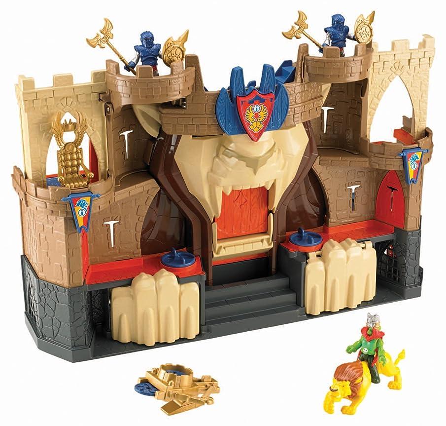 Fisher-Price Imaginext Castle Lion's Den