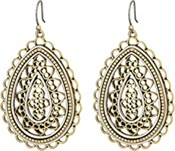 Lucky Brand Openwork Earrings II