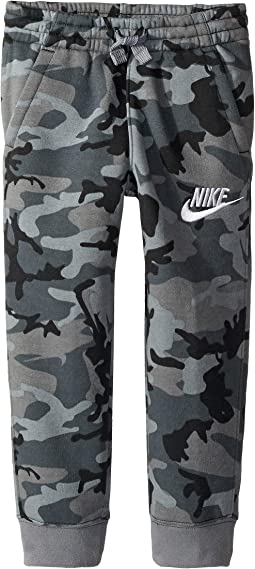 Club Fleece All Over Print Pants (Little Kids)