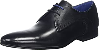 Ted Baker Men's Peair Leather Lace Up Formal Shoe Black