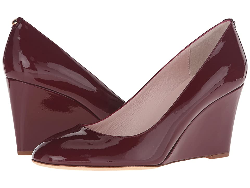 Kate Spade New York Amory (Red Chestnut Patent) Women