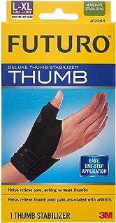 Futuro Deluxe Thumb Stabilizer, Size L - XL