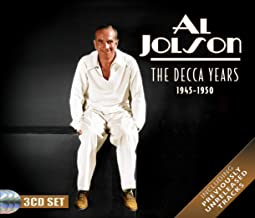 Hot Hot JOLSON - AL - Decca Years 1945-1950 Album [Full