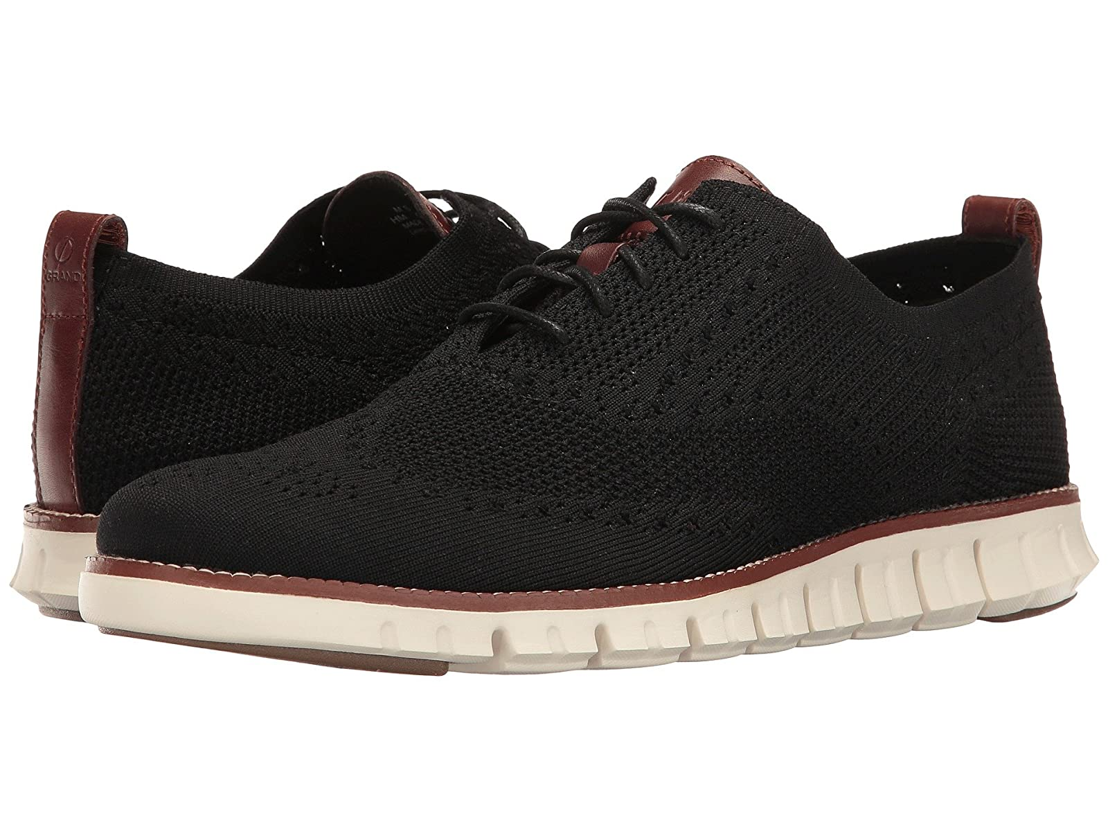 Cole Haan material Zerogrand Stitchlite Oxford< selection material Haan <Mr/Ms 16bd2b