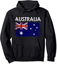 Vintage Australia Australian Flag Pride Hoodie