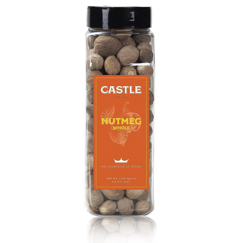 Castle Foods WHOLE Super special price NUTMEG 16 Premium oz Purchase Restaurant Quality