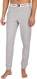 Tommy Hilfiger Men's Logo Pyjama Bottoms, Grey