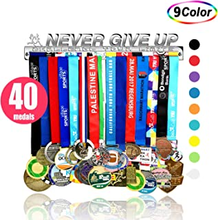 Best personalized running medal display Reviews