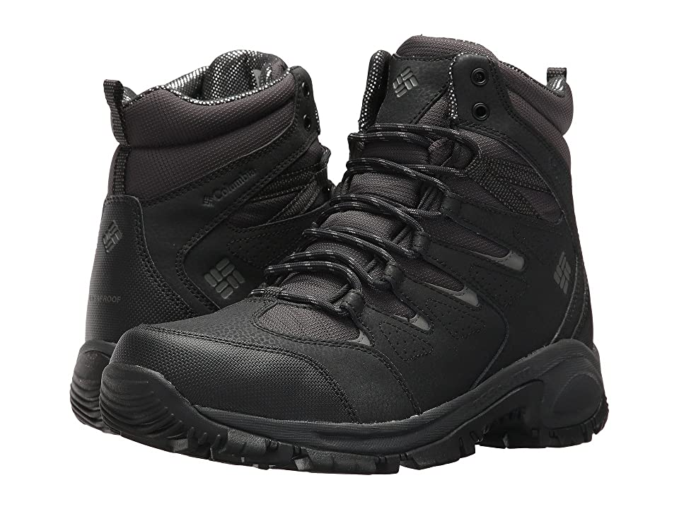 Columbia Gunnison Omni-Heat (Shark/Charcoal) Men