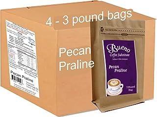 Pecan Praline Coffee Alternative (Case of 4 - 3 pound bags)