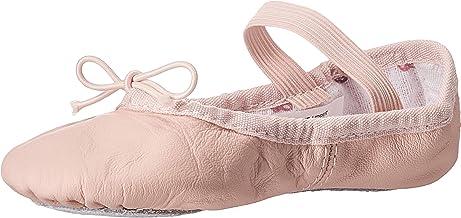 Bloch Unisex-Child Dance Girl's Bunnyhop Full Sole Leather Ballet Slipper/Shoe