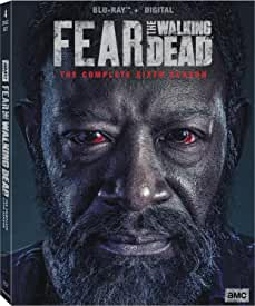 Fear The Walking Dead Season 6 arrives on Blu-ray (plus Digital) and DVD Aug. 31 from Lionsgate