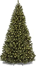 Best Choice Products 6ft Pre-Lit Spruce Hinged Artificial Christmas Tree w/ 250 Incandescent Lights, Foldable Stand