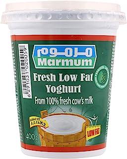 Marmum Fresh Low Fat Yoghurt 450Gm