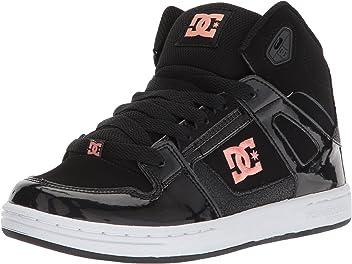 DC Kids Youth Rebound Se Skate Shoes