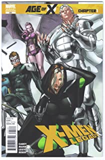 X-Men Legacy Age of X Chapter 1 #245 Variant (X-Men Legacy Age of X Chapter 1, # 245)