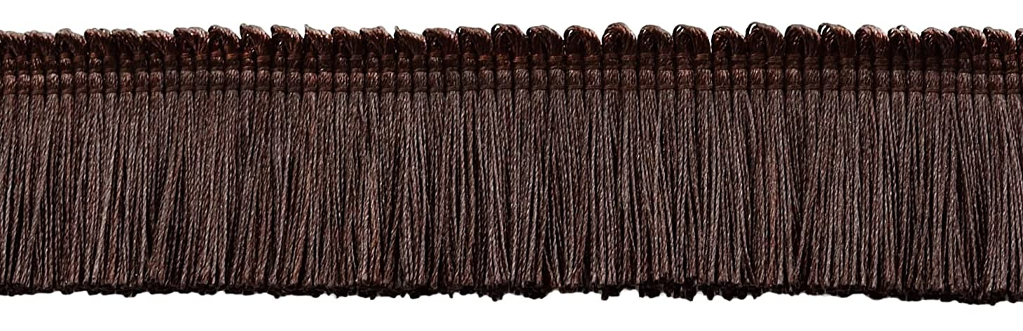 DecoPro 5 Yard Value Pack of Brown, 1 1/4