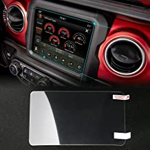 Media Center Protective Film for 2018 Jeep Wrangler JL U-Connect 8.4