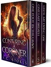 Conjuring A Coroner Box Set 2 - Books 4 - 6