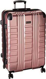 Kenneth Cole Reaction Scott s Corner Expandable 8-Wheel Carry-on Spinner  Luggage with TSA 07f3b862b68
