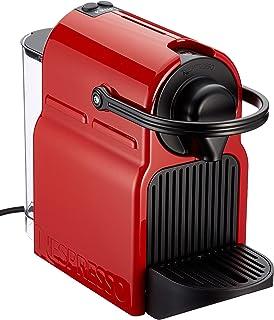 comprar comparacion Krups XN1005 Nespresso Inissia - Cafetera monodosis de cápsulas Nespresso, 19 bares, apagado automático, Color Rojo