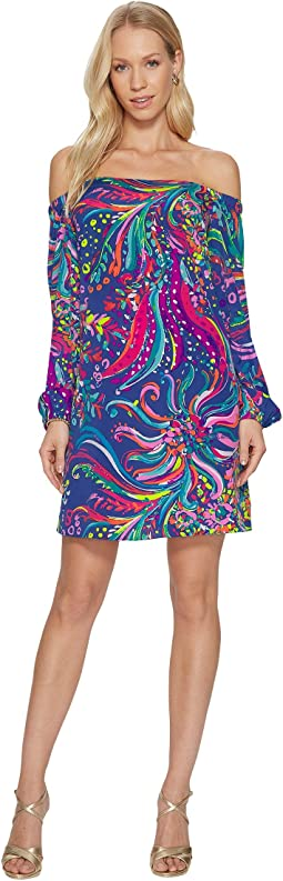 Lilly Pulitzer - Adira Stretch Silk Dress
