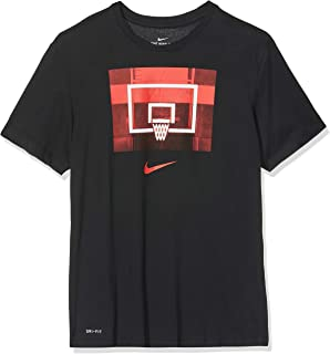 Nike Men's DRY BACKBOARD T-Shirt, Black (Black), Large (NKAJ9649)