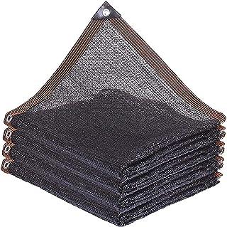 Shade Net, 75% Sunshade Rate Greenhouse Shading Net, Shade Mesh Tarp, Patio Awning, Garden Tent Canopy for Plant Flower, P...