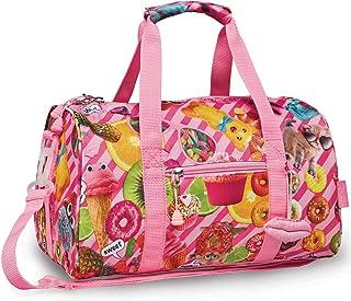 Bixbee Little Girls' Funtastical Duffel, Medium, Pink