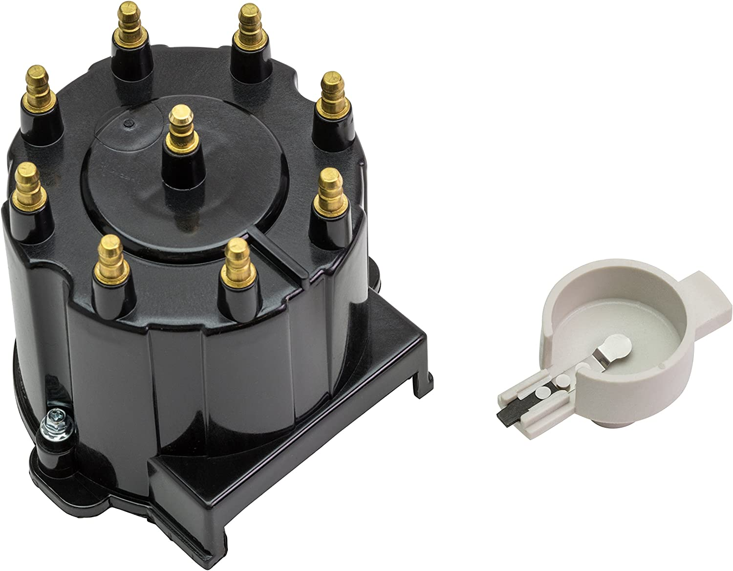 Quicksilver 808483Q1 Distributor Cap Kit - V-8 Free Shipping Cheap Bargain Gift Marinized Engines New color