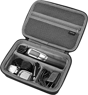 ProCase Hard Travel Case for Philips Norelco Multigroom Series 3000 5000 7000 MG3750 MG5750/49 MG7750/49 Men's Electric Tr...