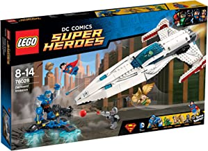 Lego Super Heroes Dark Side invasion 76 028