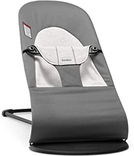 baby bjorn bouncer newborn position