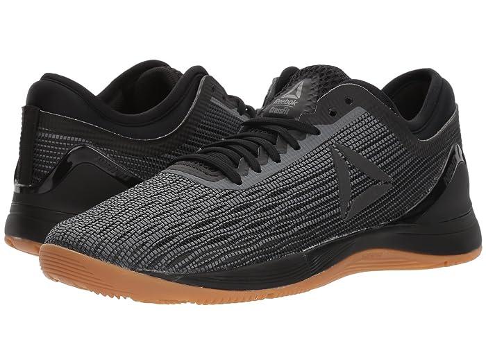 Reebok CrossFit(r) Nano 8.0 (Black/Alloy/Gum) Women's Shoes