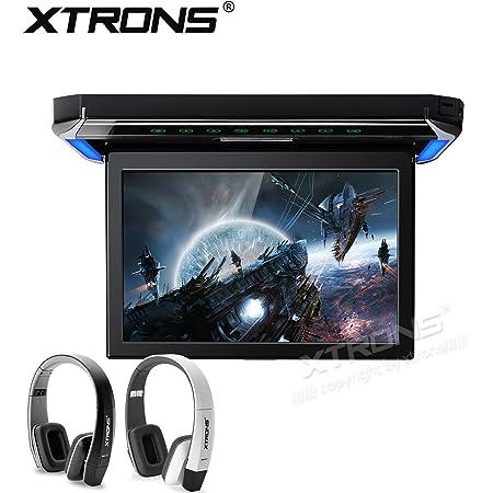 Xtrons 12 1 Digital Tft 16 9 Bildschirm Für Auto Bus Elektronik