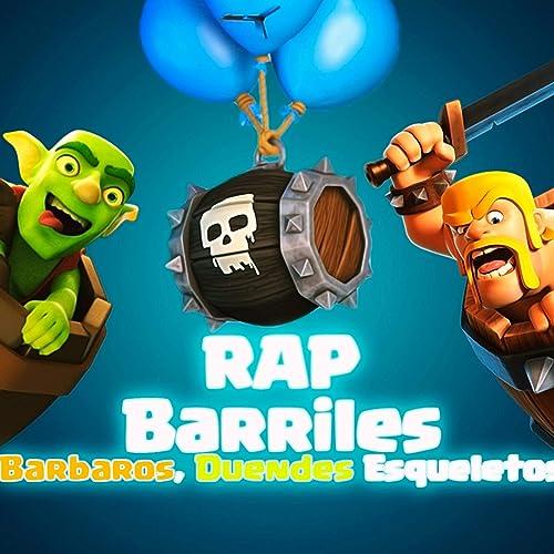 Barril de Duendes Vs Barril Barbaros Vs Barril Esqueletos