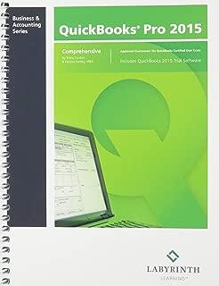 QuickBooks Pro 2015: Comprehensive
