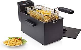 Princess 182727 Deep Fat Fryer - Freidora, Zona Fría,