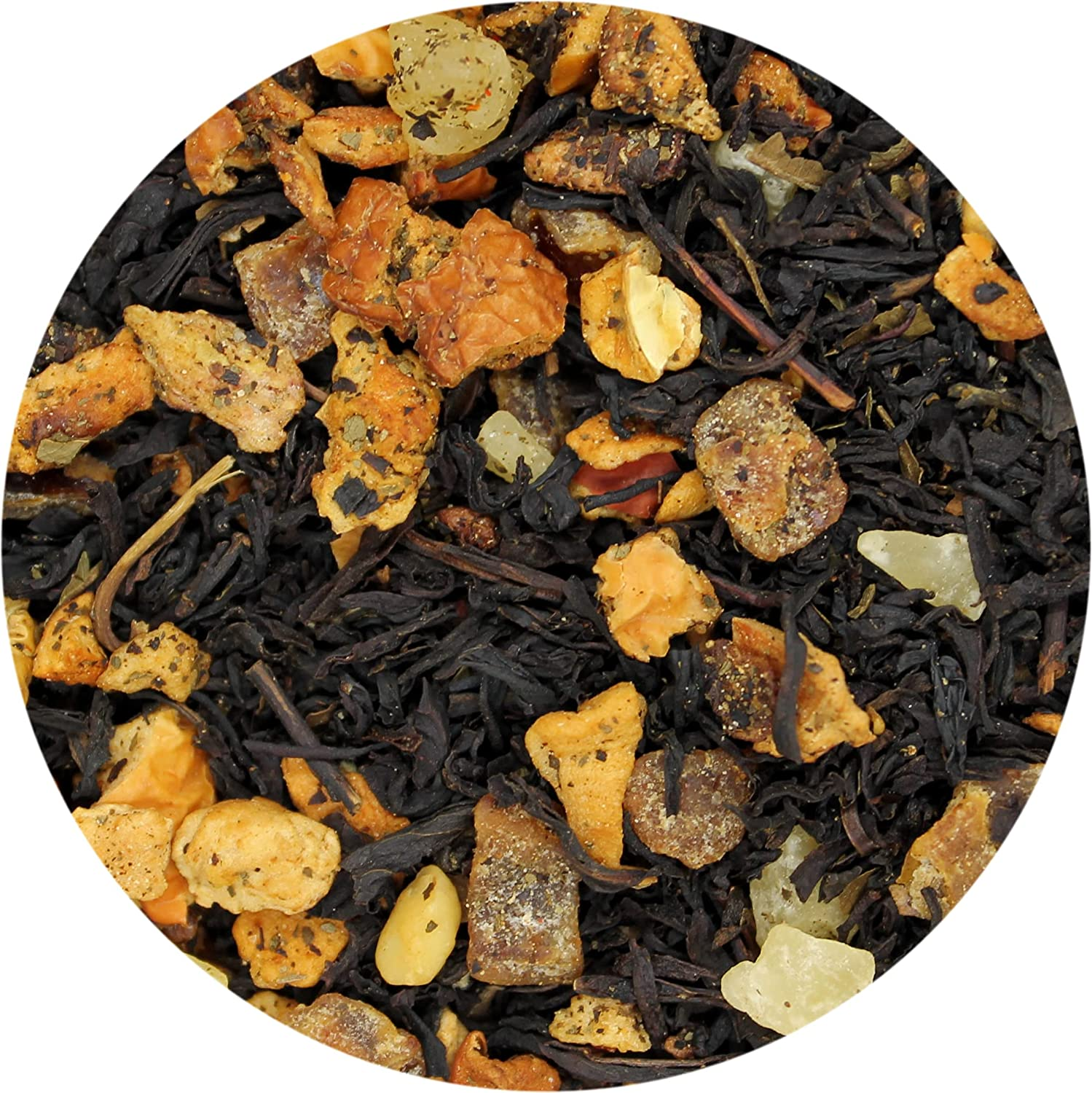 SpecialTea Company Walnut Cake with Limited price sale Figs Black Tea Reservation Loos 16 oz. -