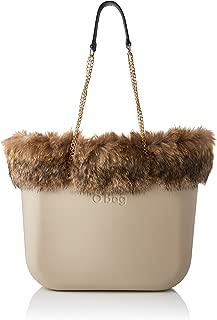 O bag Borsa Completa Obag 08, Bolso Tipo Tote para Mujer,