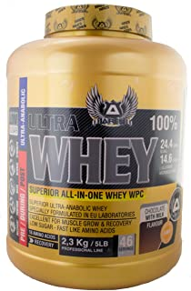 PROTEINA WHEY ULTRA | ARES - 2,3 kg - SUPERIOR ALL-IN-ONE WHEY PROTEIN (Chocolate)