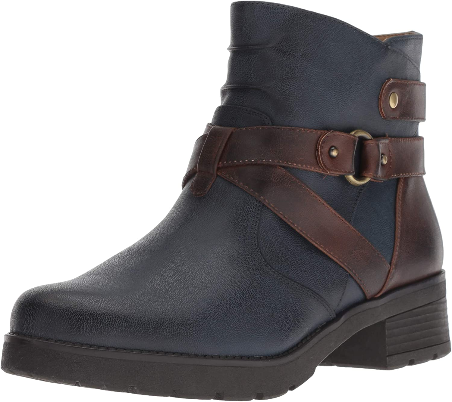 SOUL Naturalizer Womens Quincy Ankle Boot