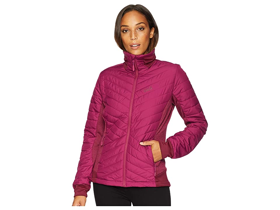 Jack Wolfskin Lyse Valley Jacket (Amethyst) Women